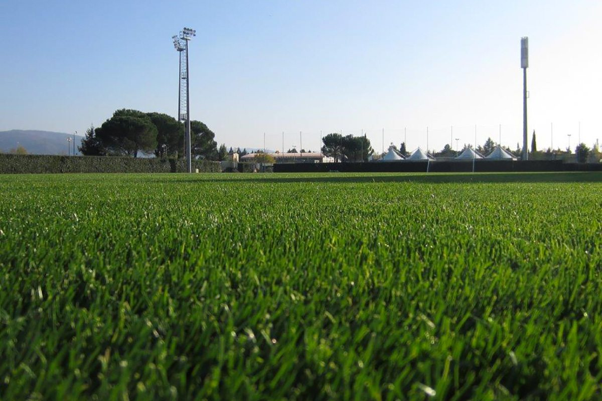 C.T.F. Coverciano (FI) Prodotto Football Green Live (2)